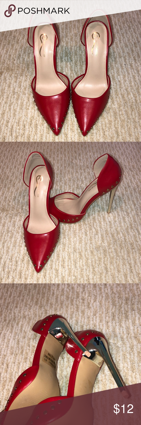 4af5b34d5f0 Red heels Red heels purchased for Sandy (from grease) costume! These ...