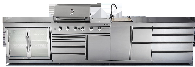 Chefmaster Galley Cg Ksrx6 Kitchen Design Open Outdoor Kitchen Kitchen Design