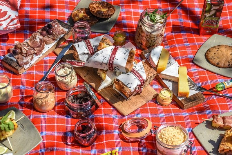 Family Picnics At Jordan Wine Estate #familypicnicfoods
