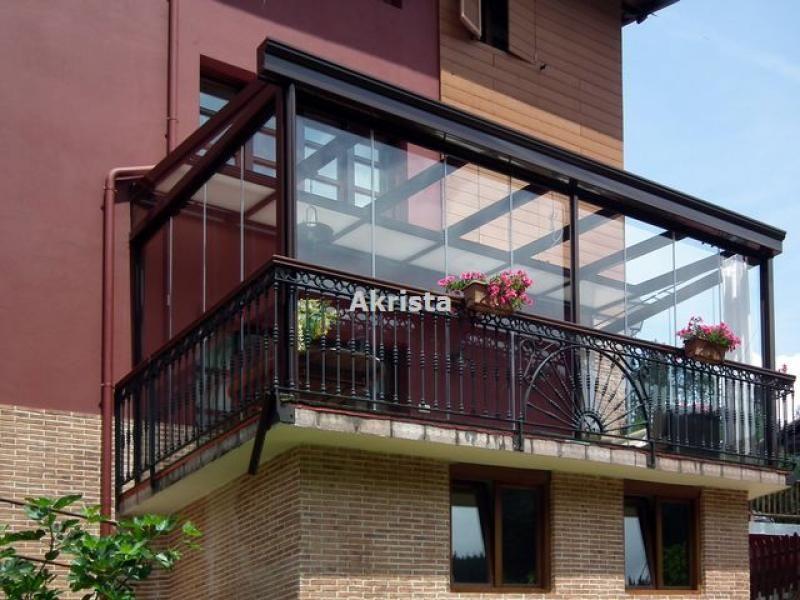Techos moviles techos y cortinas de cristal techos - Cristales para techos ...