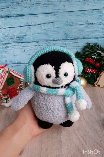 Photo of AMIGURUMI PENGUIN | easy crochet pattern | crochet pattern for beginners