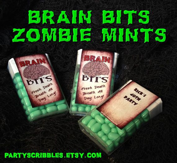 Best 25+ Zombie Party Ideas On Pinterest