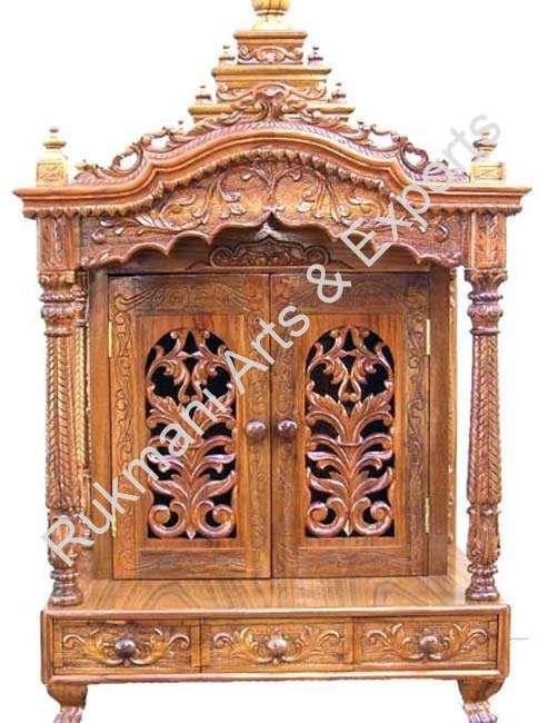 Mandir Home Designs Hindu Mandap Puja Temple Mandiram Mandapam Hand Wood Mandir Designs
