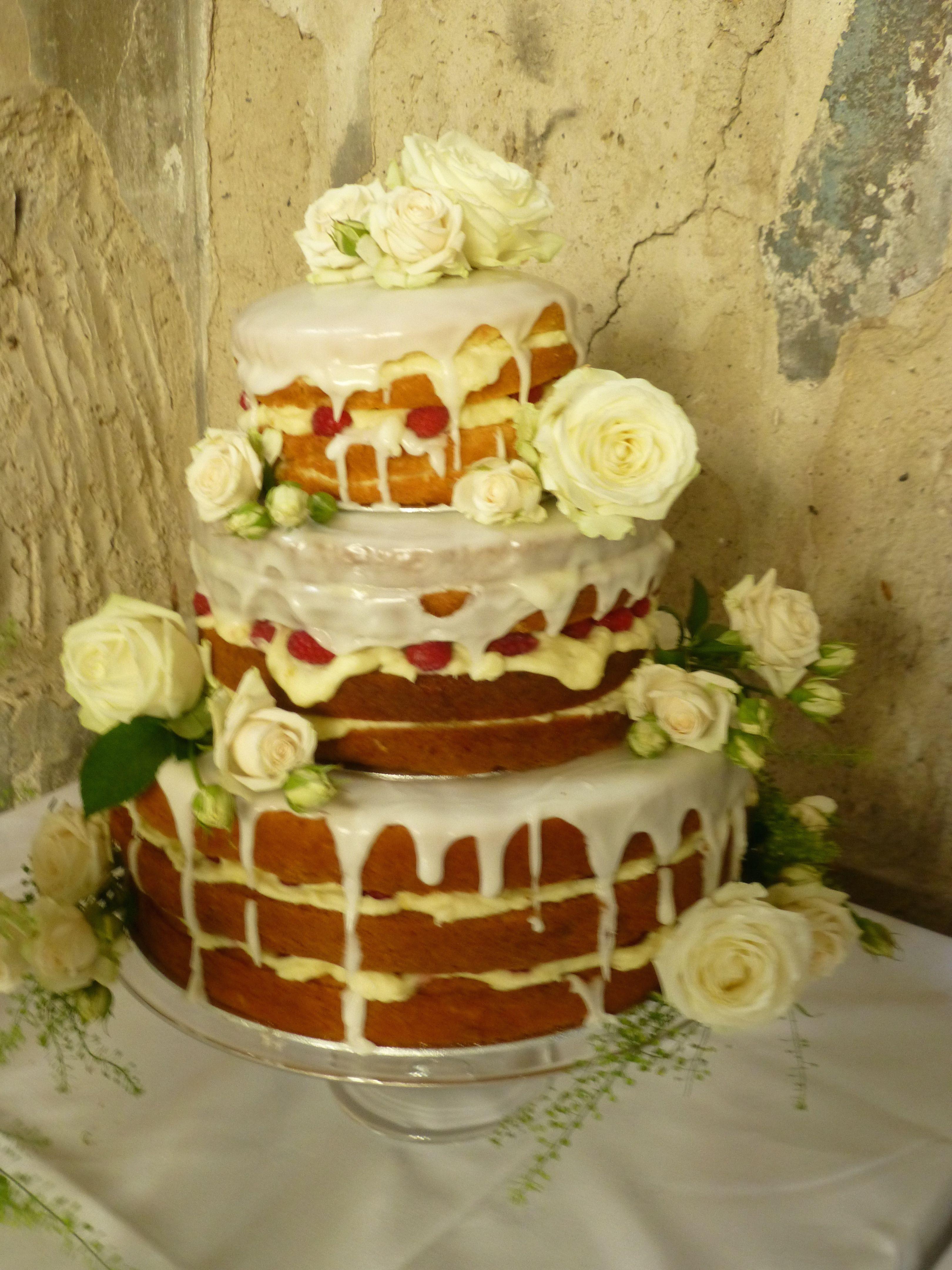 Lemon Wedding Cake 2