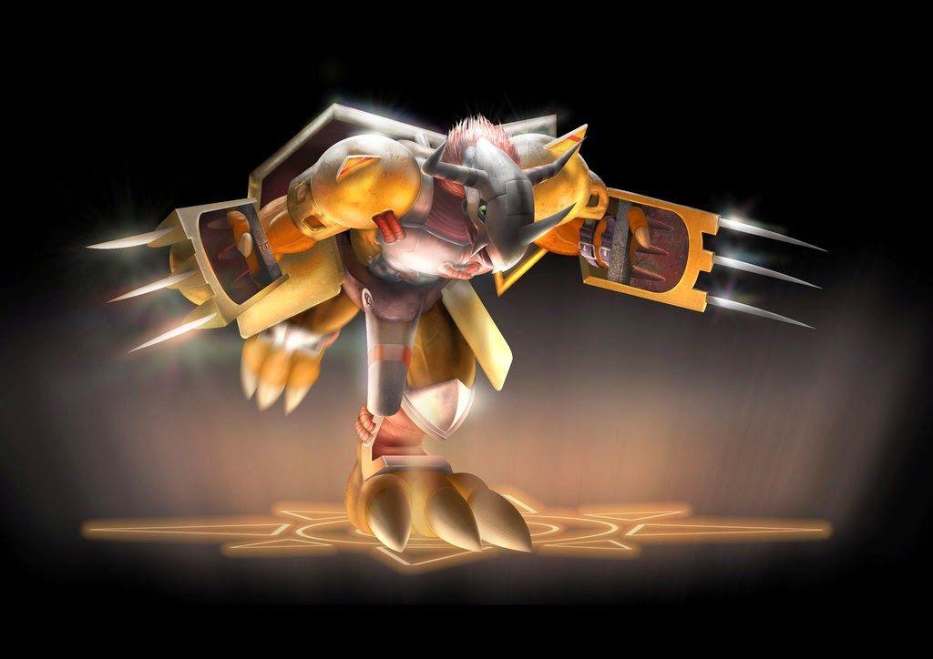 Digimon World Championship: Wargreymon