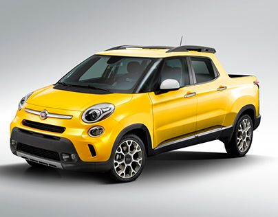 "Check out new work on my @Behance portfolio: ""Fiat 500L Pickup"" http://be.net/gallery/44197009/Fiat-500L-Pickup"