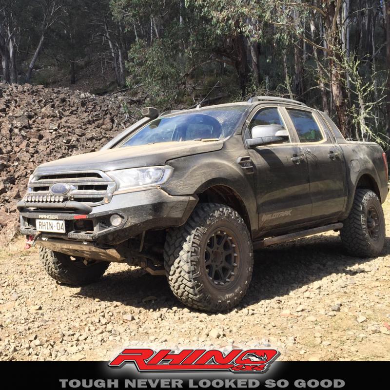 Ford Ranger Px3 Rhino 4x4 Front Bull Bar Xl Xls Xlt Wildtrak