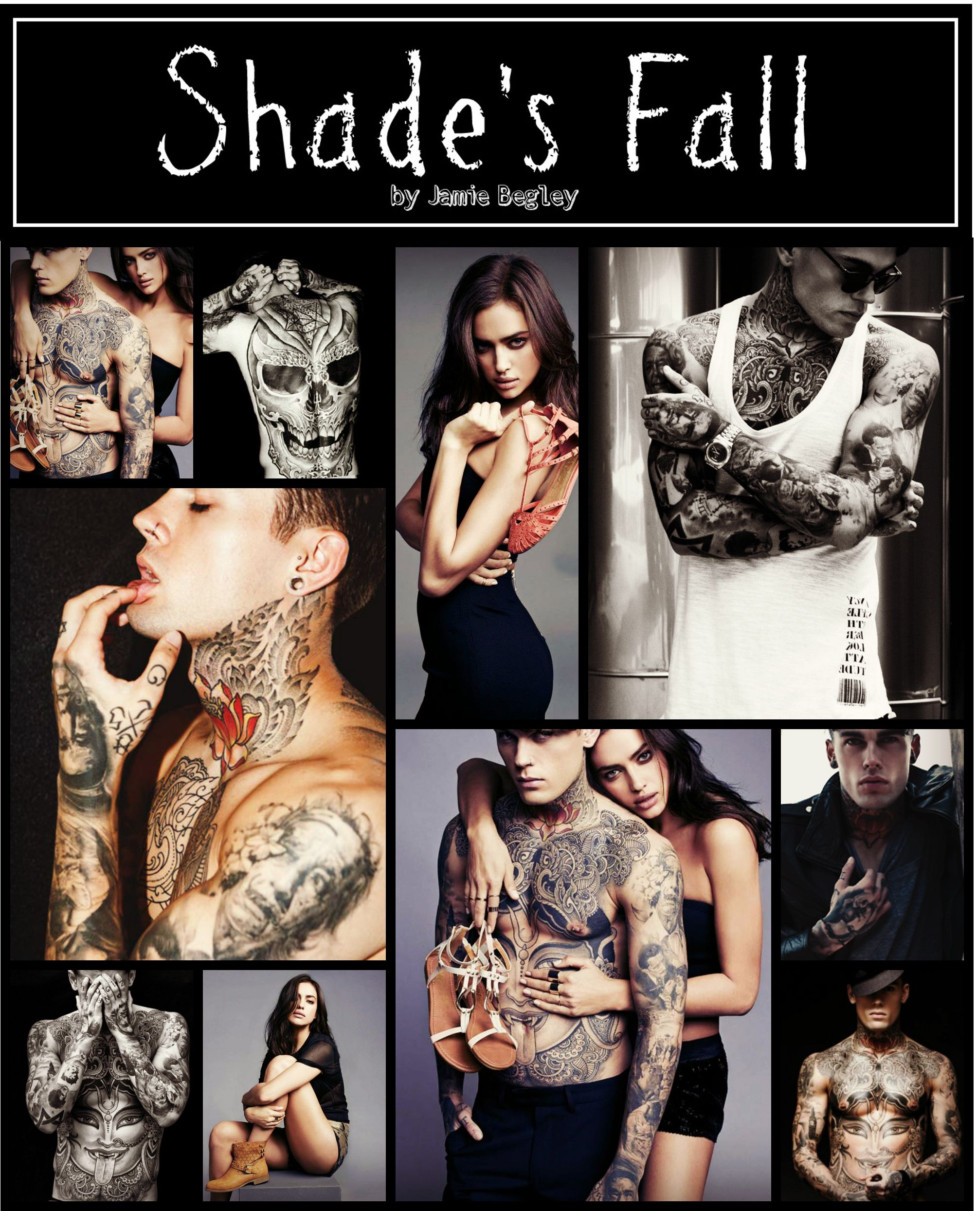 Shade's Fall by Jamie Begley I LOVE Shade!!! | My Favorite ...