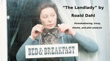 the landlady roald dahl analysis