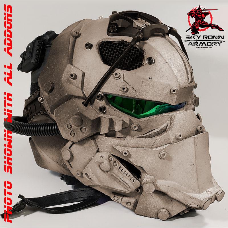 Sky Ronin Assault Helmet - Sky Ronin Sci Fi Studio and ...