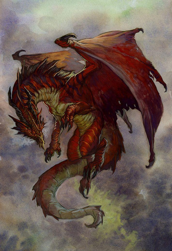 Red Dragon Codex by Vi...