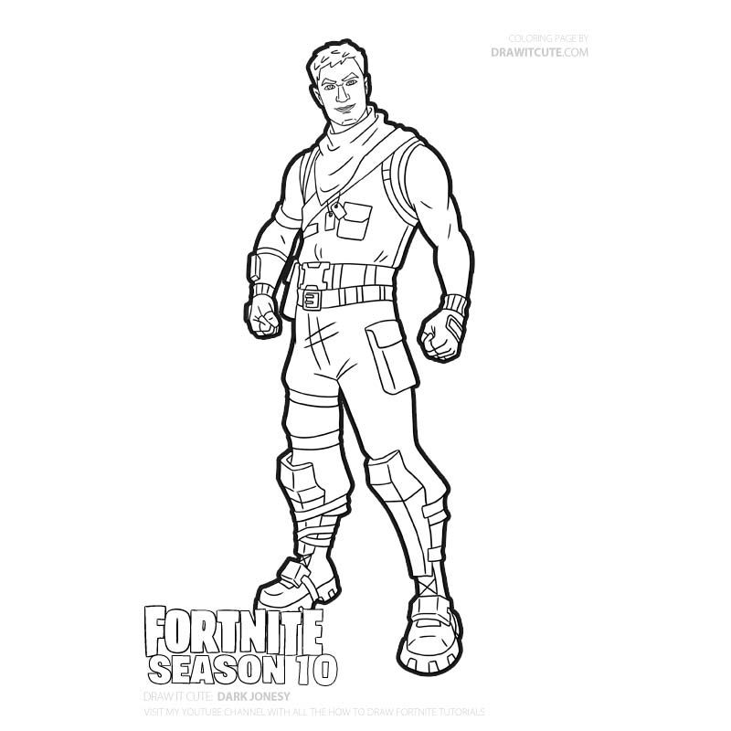 Dark Jonesy Fortnite Dark Legends Dark Legends Pack Fortnite Dark Jonesy Dark Legends Dark Legends Skins Dar Coloring Pages Marvel Coloring Cute Coloring Pages