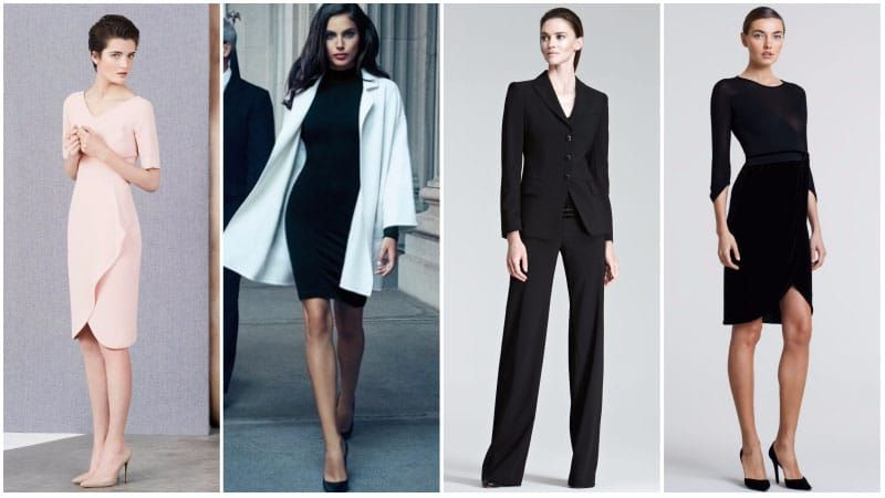 What to Wear to a Semi Formal Event - The Trend Spotter eb1b7344f