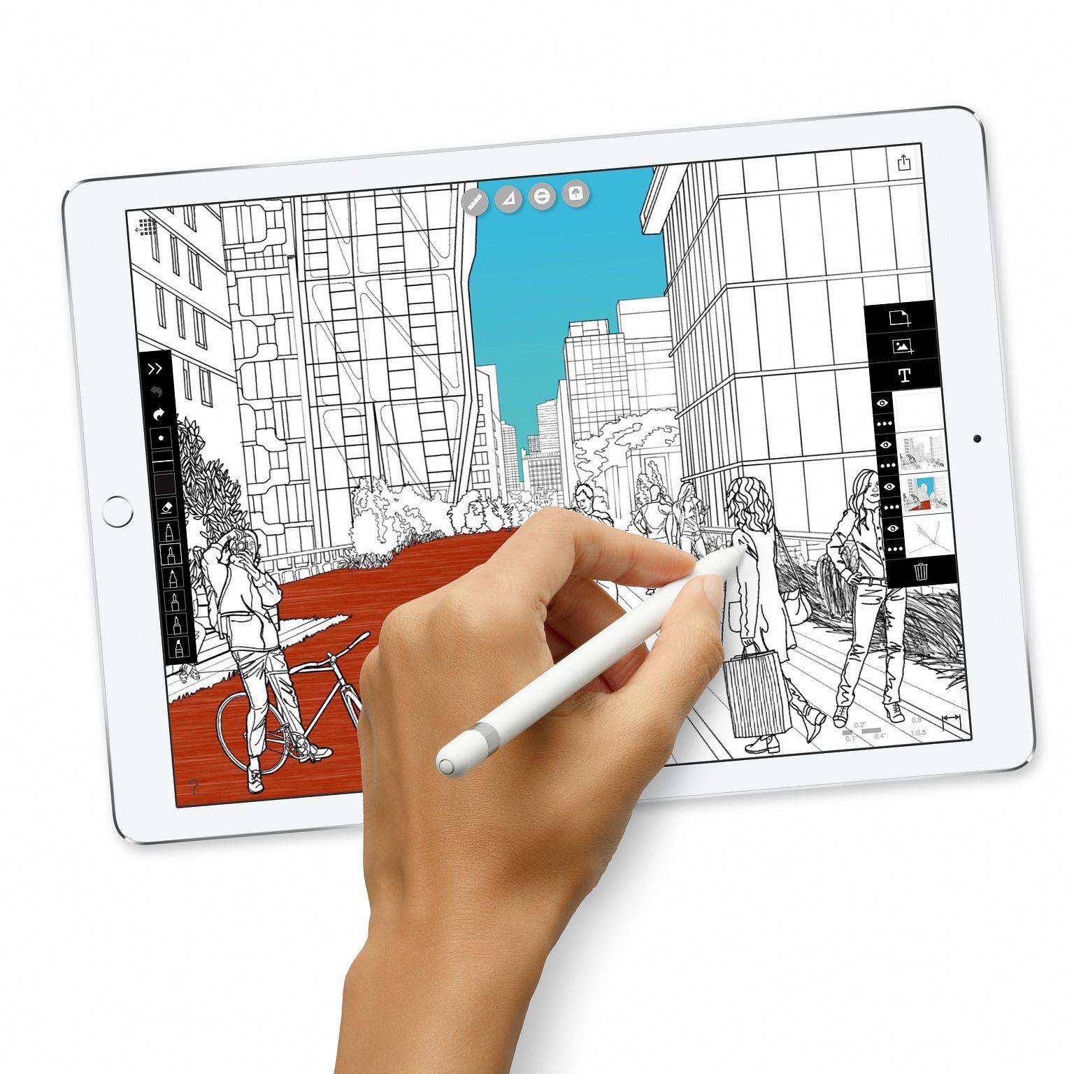 12 9 Inch Ipad Pro Wi Fi 64gb Silver Apple Wifi Only Ipadstand Ipad Pro Ipad Wi Fi
