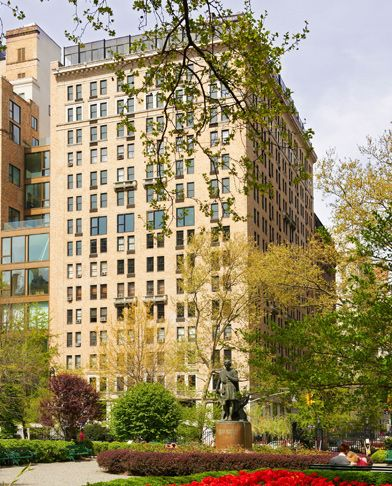 Gramercy Park Hotel Downtown Manhattan Only Private Left In Nyc