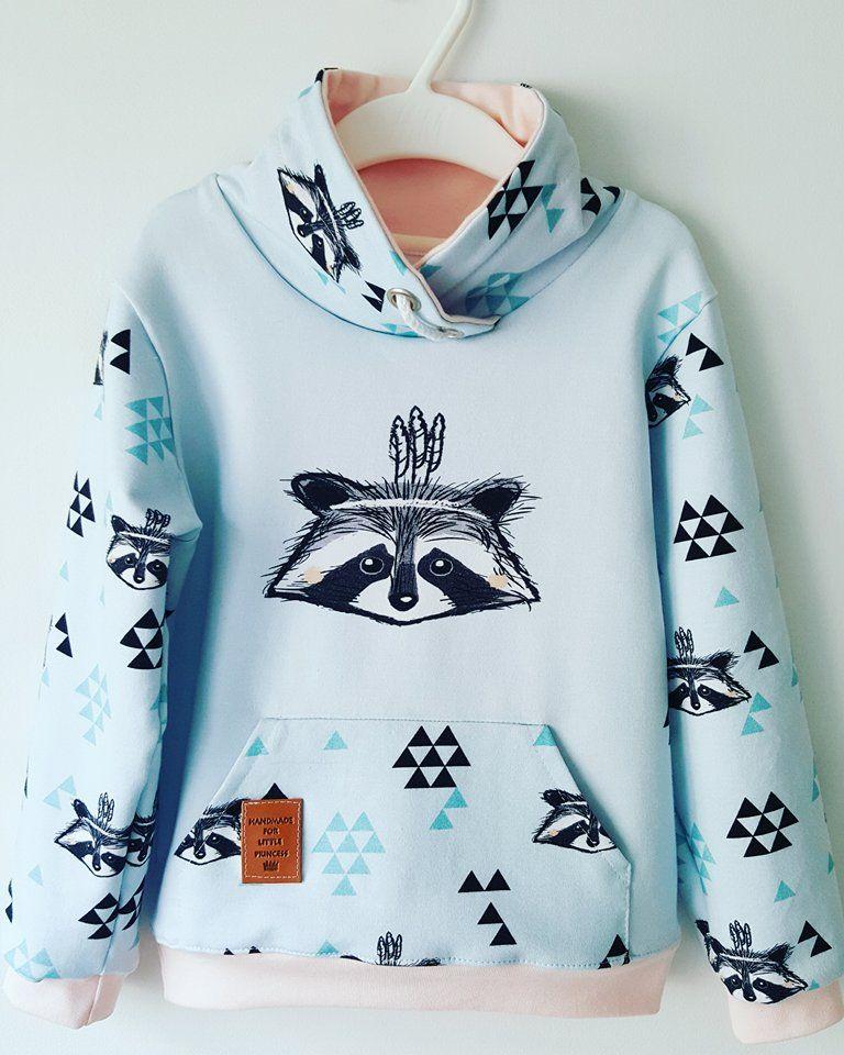 Leo Blouse Wykroj Na Bluze Rozm 86 122 Fashion Sewing For Kids Sweatshirts