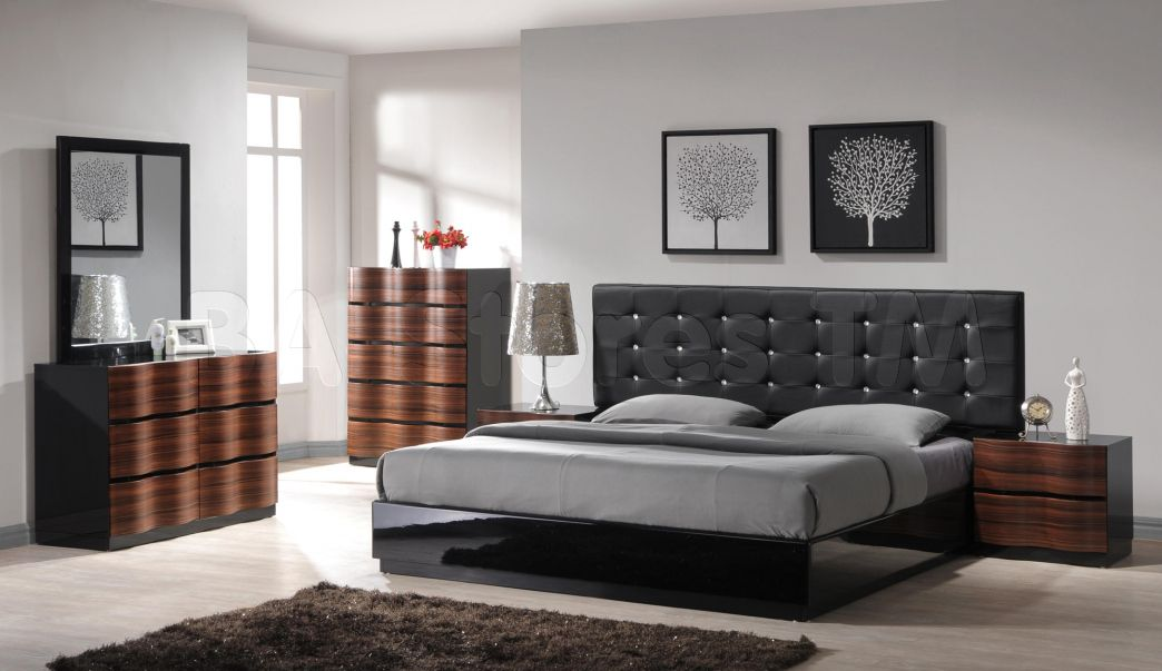 Discount Modern Bedroom Furniture - Design Ideas for Small Bedrooms
