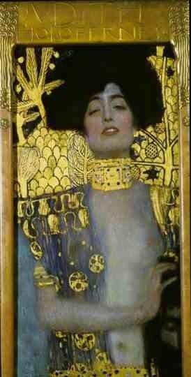 Judith I, Gustav Klimt