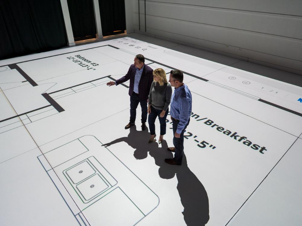 Walkable Plans Floor Plans Projection Walkability Floor Plans Design Development