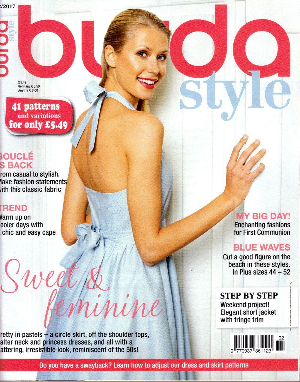 Burda style magazine 22017 english sewing patterns by burda style magazine 22017 english sewing patterns by honeyjamsuniques on etsy jeuxipadfo Image collections