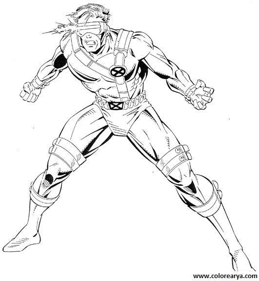 TE CUENTO UN CUENTO: Dibujos de superhéroes para colorear | Para ...