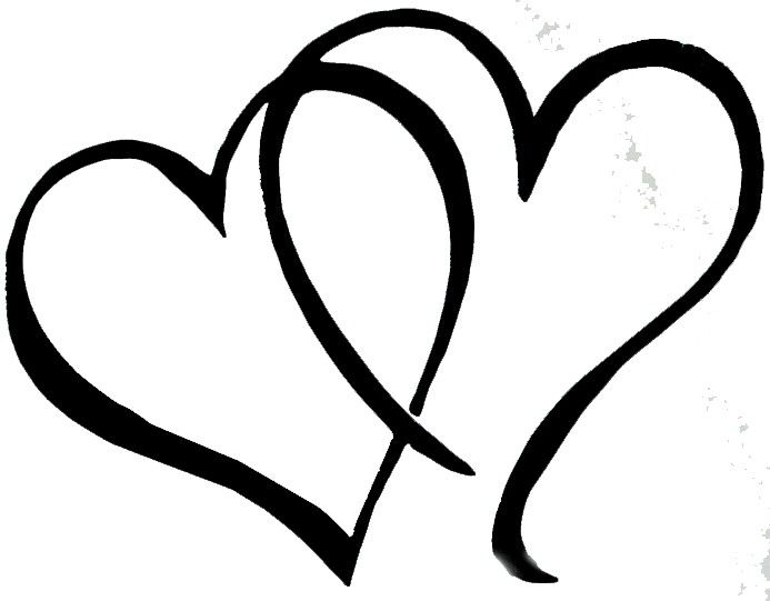 Find Pictures Of Hearts Heart Clip Art Wedding Ring Drawing Heart Stencil