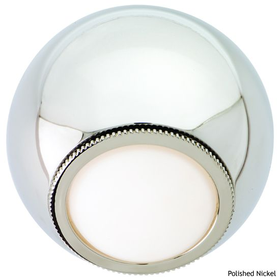 CSL SS1042 Orb Modern Wall Sconce with LED Option - CSL ...