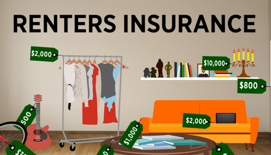Renters insurance What's covered and what's not Renters