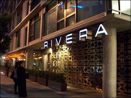 Rivera Best Downtown Restaurant Right Across From La Live