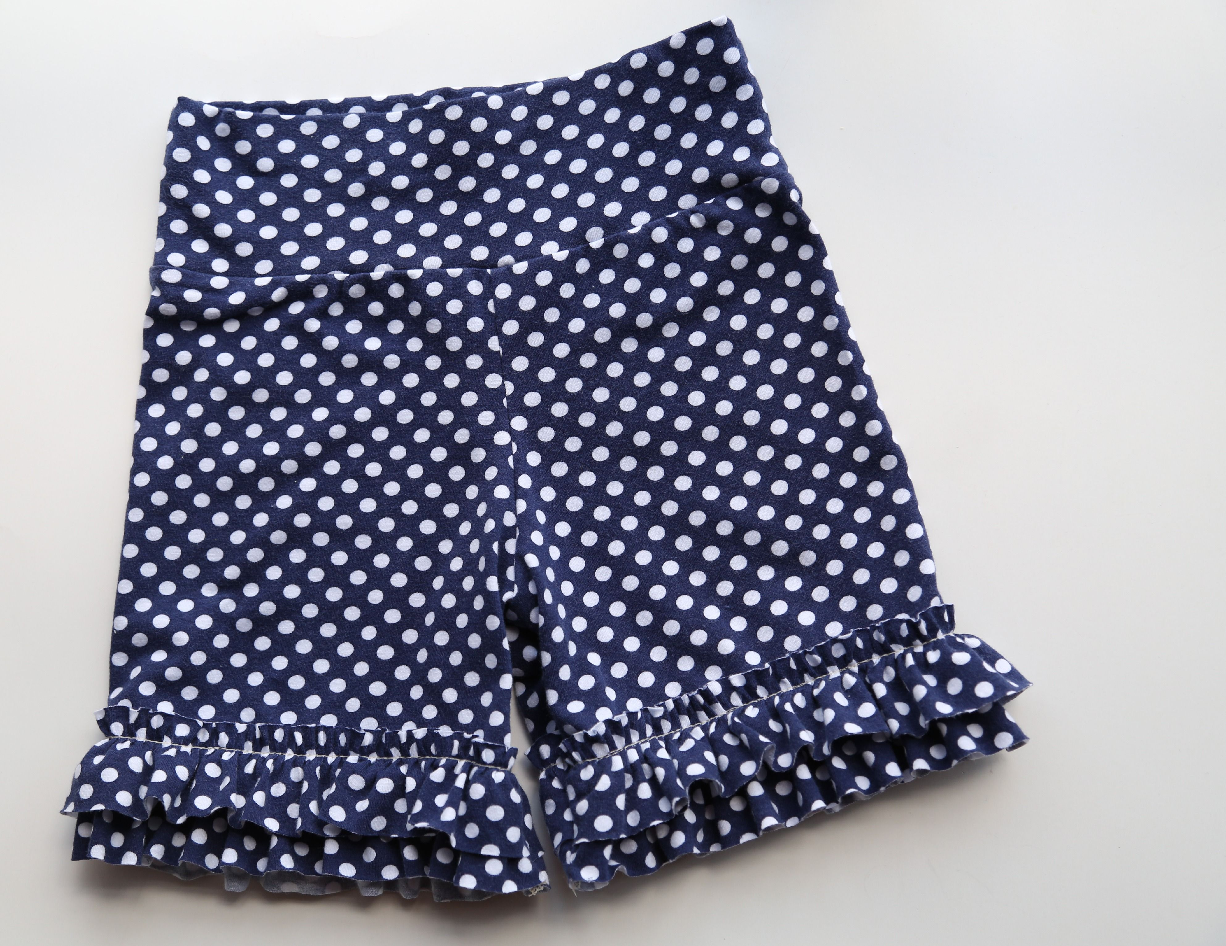 Check out this free knit Ruffle Shorts Tutorial from The Cottage ...