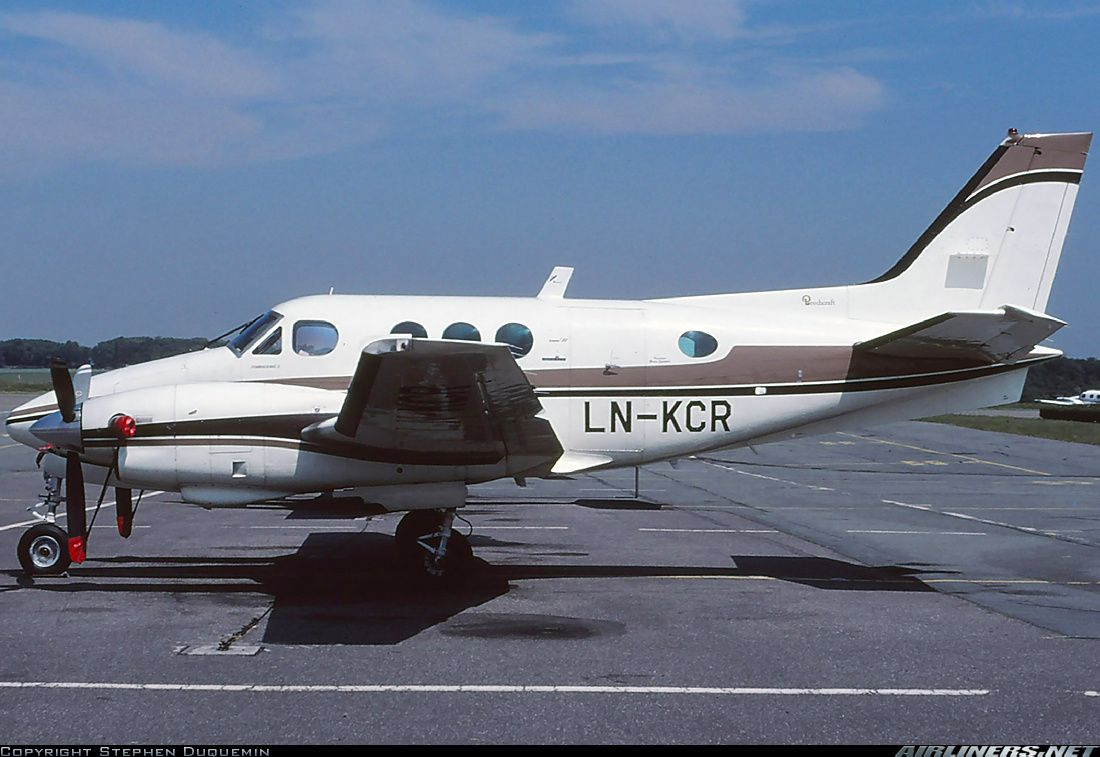 Beech C90 King Air aircraft picture Aircraft, Aircraft