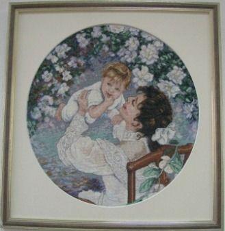 «Материнська радість». Автор Олександра Олексіївна Заїка