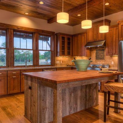 Pellet wood around kitchen island House Pinterest Kitchens