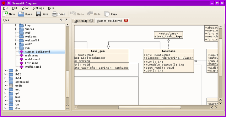 Semantik An Open Source Mind Mapping App For Kde Mind Map Mind Map App Mindfulness