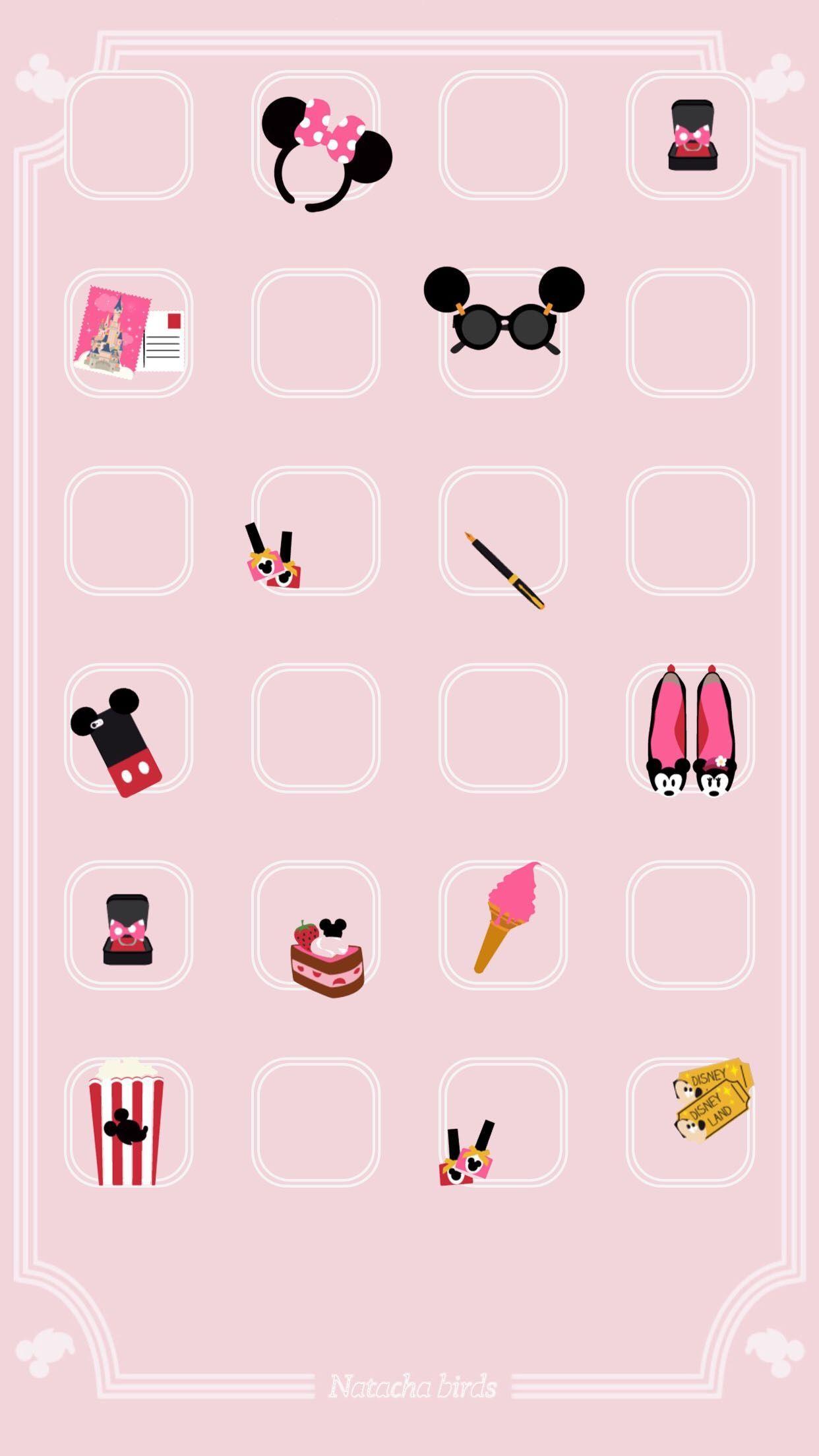 Pin Oleh Thalia Xie Di Seni Dengan Gambar Wallpaper Lucu Lucu In 2020 Iphone Homescreen Wallpaper Cute Home Screens Cute Home Screen Wallpaper