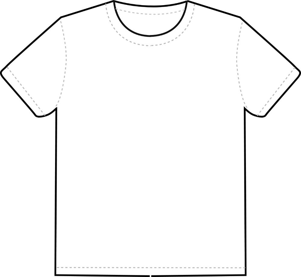 Printable Blank Tshirt Template T Shirt Design Template Shirt Template Fashion Design Template