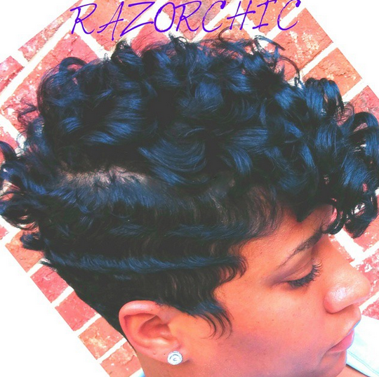 The Razor Chic Pixie Cut & Bob - Charlotte, NC Tickets, Sun, Mar ...