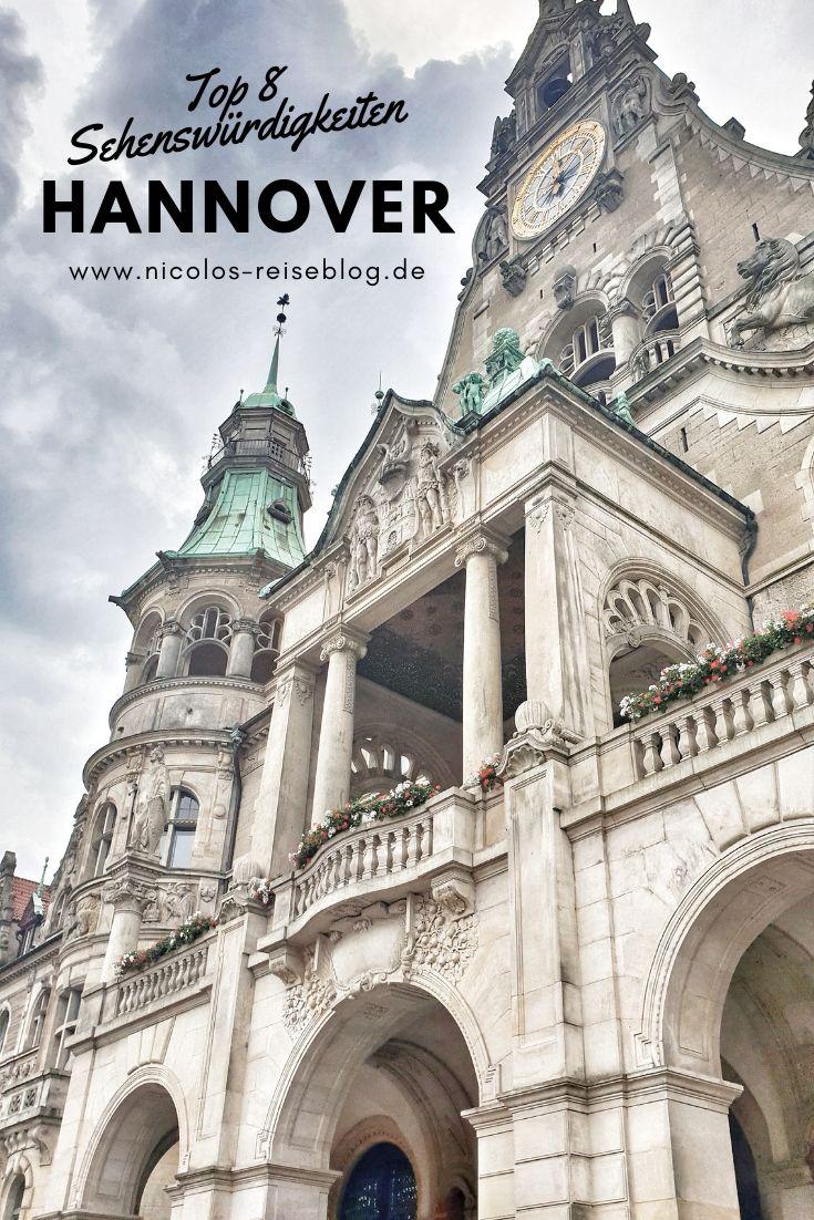 Top 10 Hannover Sehenswurdigkeiten Und Aktuelle Tipps Karte Camping In Deutschland Reisen Sehenswurdigkeiten