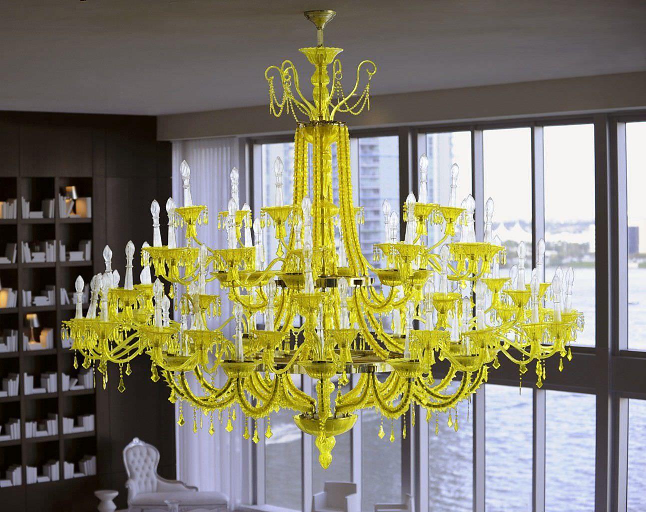 Original design blown glass chandeliers handmade philippe starck original design blown glass chandeliers handmade philippe starck arubaitofo Gallery