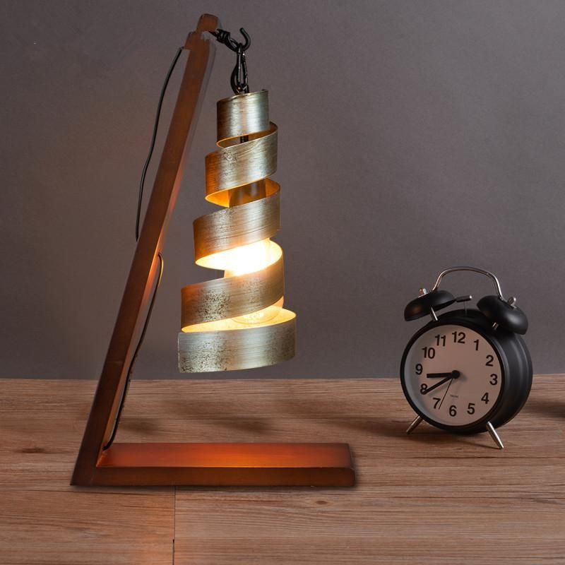 Cheap Book Dress, Buy Quality Lamp Book Directly From China Lamp Room  Suppliers: Nordic IKEA Vintage Industrial Table Lamps Wood Iron Retro Desk  Lamps ...