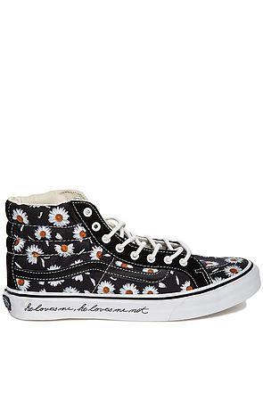 e8db7808ac Vans Footwear Sneaker Sk8-Hi Slim Love Me