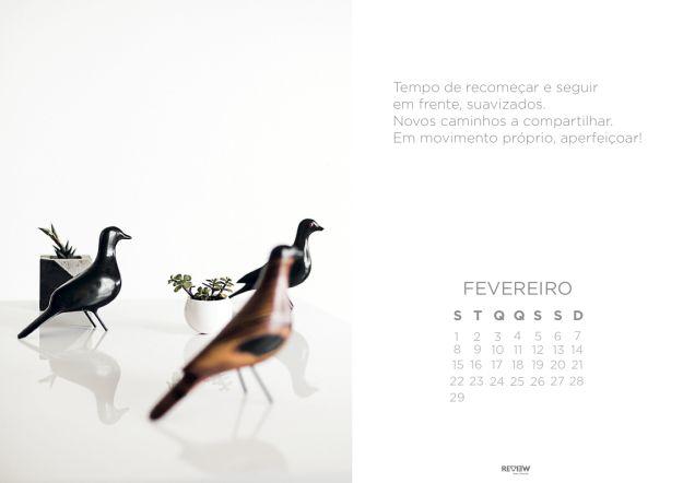 Continuamos com o nosso calendário, mês a mês. Baixe (e/ou imprima) o seu!