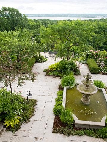 An Illinois master gardener shares her tips for taming a difficult landscape.