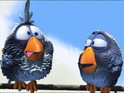 For The Birds Hd Wallpaper Pixar Shorts Teaching Themes Short Film