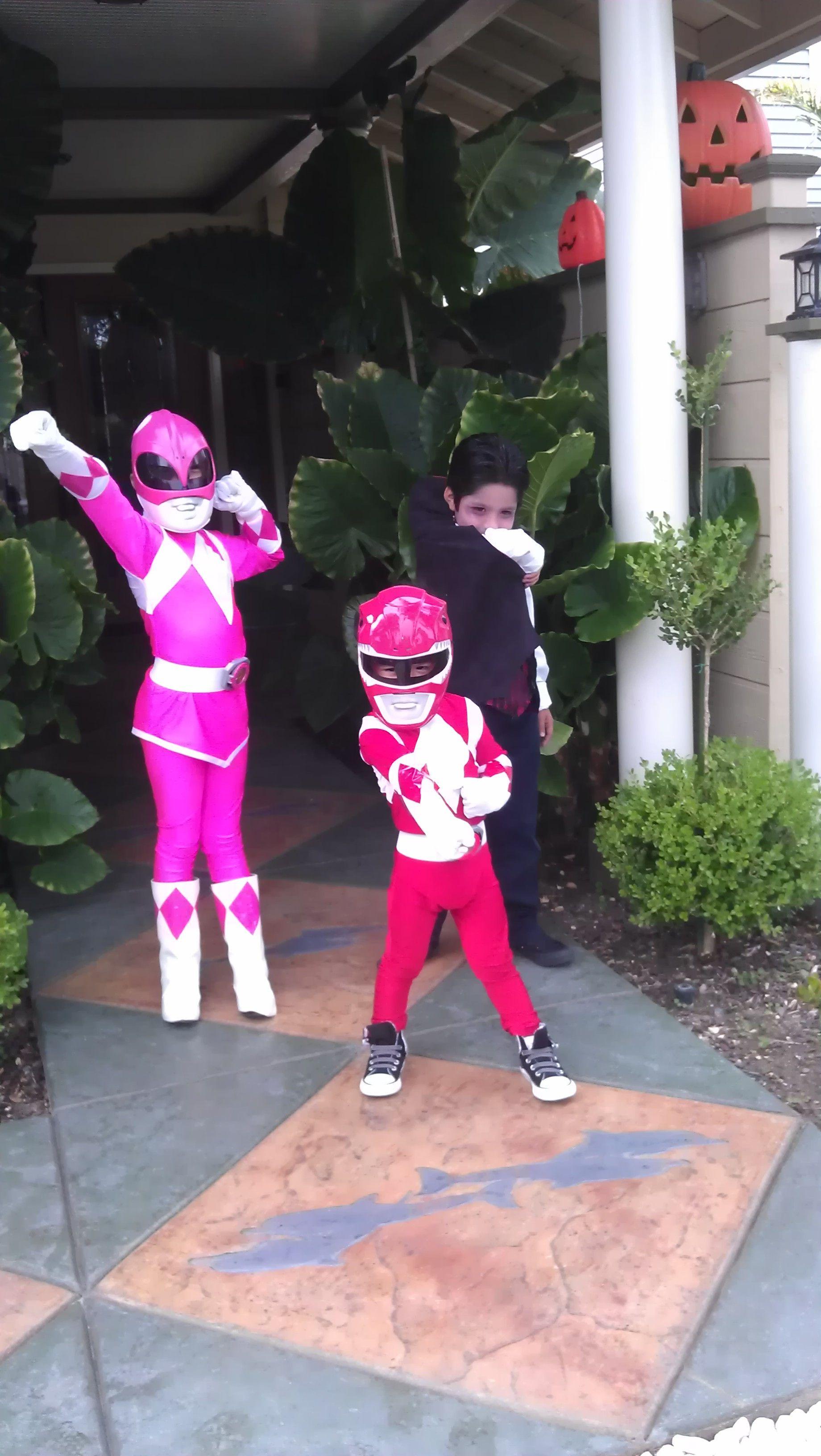 DIY Power Rangers Costume | Costumes, Power ranger birthday and ...