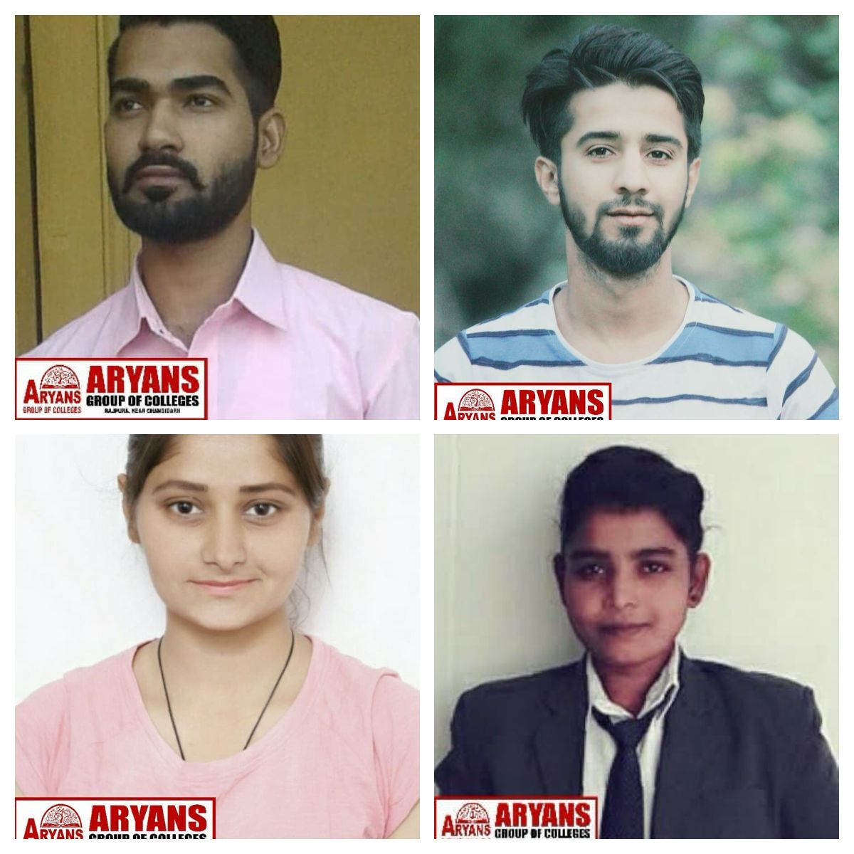 Aryans students shines in IKGPTU, Jalandhar Merit List