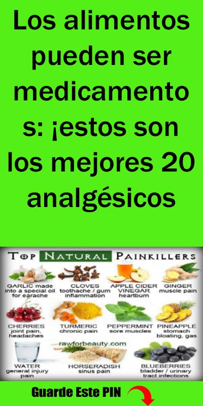 20 Remedios Caseros