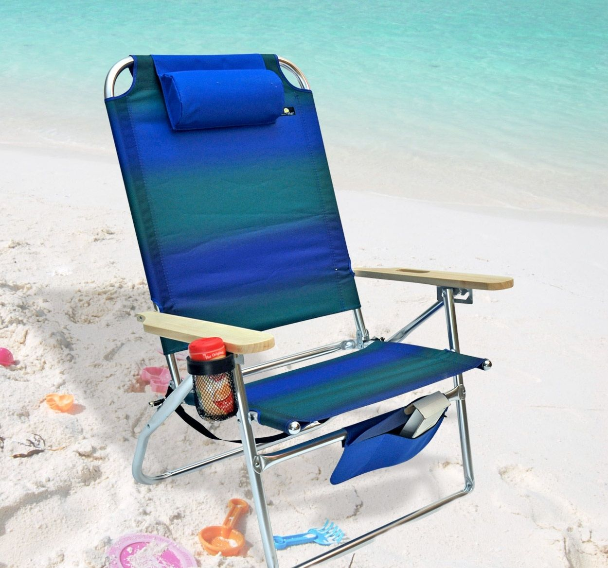 Elegant Folding Beach Chairs Heavy Duty