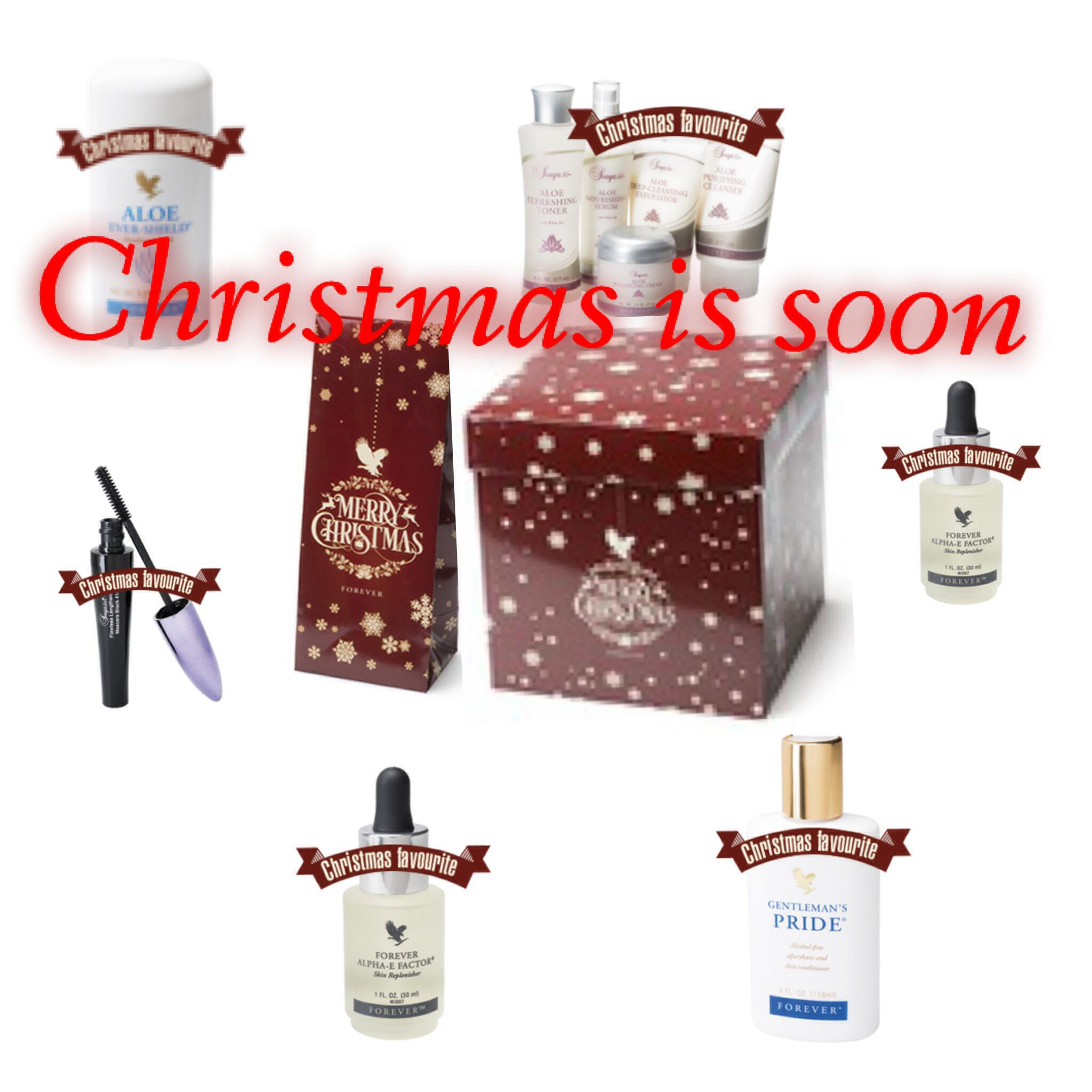 Www Myaloevera Fi Claudias Christmas Favorites Forever Living Products Aloe