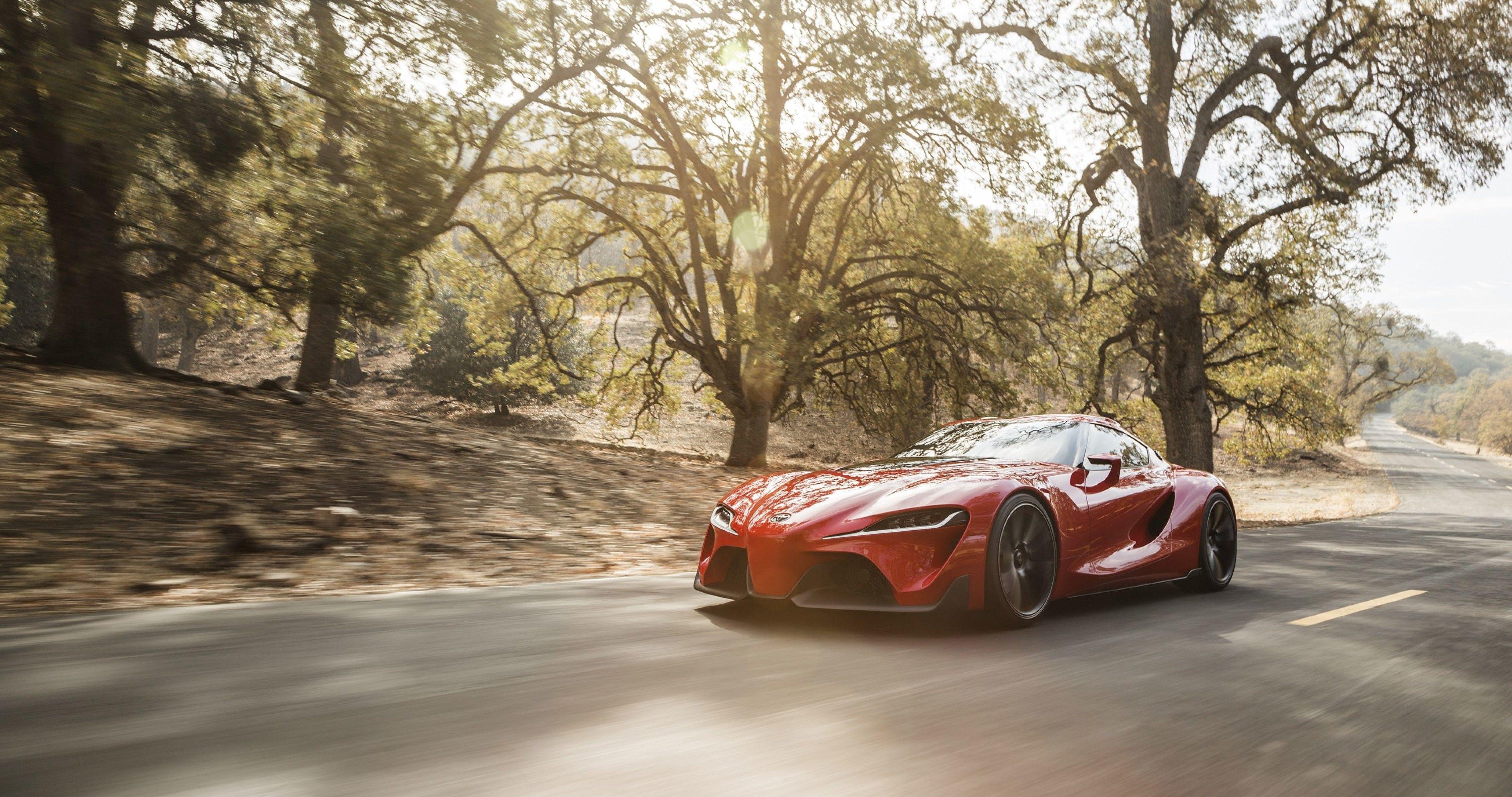 Motori: Toyota Registra Il Marchio Supra In Europa   Ultime Notizie